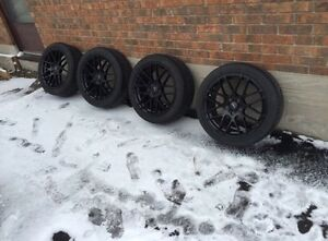 "18"" fast wheels - JUST RIMS NO TIRES Cambridge Kitchener Area image 1"
