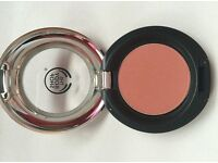 Body shop blusher