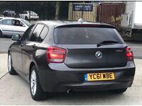 2011 BMW 1 Series 2,0 litre diesel 5dr