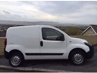 Peugeot bipper van 1.4 hdi Good condition **Low mileage**NO VAT**