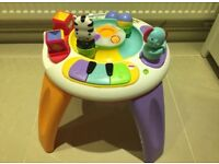 Fisher Price Silly Safari Activity Table