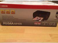 Canon Pixma MP 499 Colour Multifunctional Printer