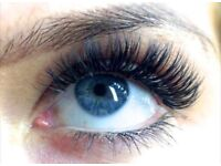 OFFER!!! Russian Volume Eyelash Extensions £55 infill £30