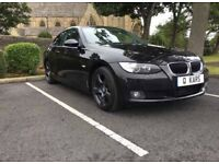 2007 (07) BMW 320d COUPE AUTOMATIC/ XENON HEADLAMPS/ BLUETOOTH/ 95K/ FSH!