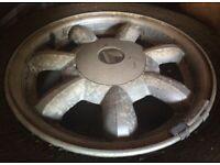 "Set of 4 original Mazda Eunos (MX5) 15"" alloys and tyres"