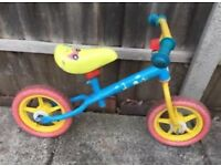 Little tikes toddler balance bike £10
