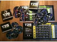 T25 workout - Shaun T's 25 minute workout - BRAND NEW