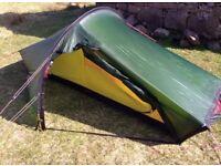 Hilleberg Akto Lightweight 1 Man Tent