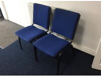 2 x Office Chairs Meeting Chairs Conference Chair for Sale