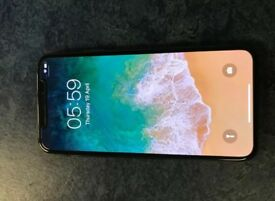 iphone x 64gb on EE