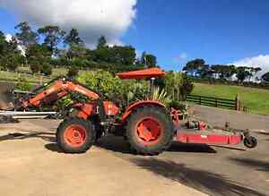 Kubuto Tractor M8540 Maleny Caloundra Area Preview