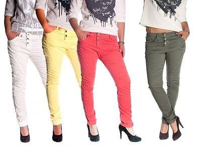 Please Jeans Womens Denim Pants Made In Italy P78acv94u1 Grey Size Xxs W26