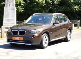 2009 BMW X1 2,0 xDrive 20d SE 5dr 1 owner