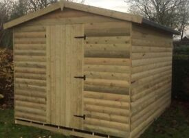 Garden Sheds Hull 8'x6' garden shed | in hull, east yorkshire | gumtree