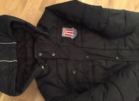 Stoke City Junior Coat | Used Good Condition