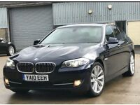 2010 BMW 5 Series 3,0 523i SE 5dr automatic
