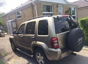 2007 Jeep Liberty LIMITED Loaded leather sun roof