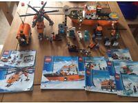 Lego City Arctic Bundles - Retired Set