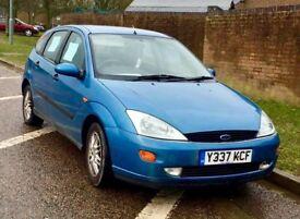 2001 Ford Focus 2.0L Ghia