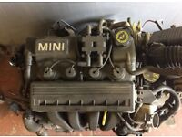 bmw engine in northern car replacement parts for bmw mini 1 6 engine