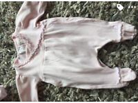 Newborn Designer Babygrows