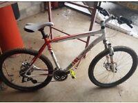Spezialized mountain bike