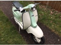 1963 Italian restored Lambretta special li150 reg 125 li125 series 3 scooter s3 learner legal