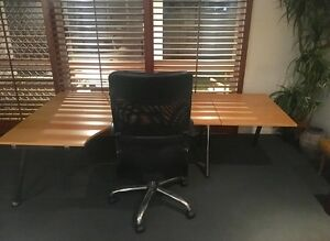 LARGE DESK AND CHAIR Broadbeach Waters Gold Coast City Preview