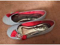 Schuh flats