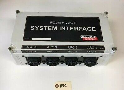 Lincoln Electric Power Wave System Interface Warranty Fast Shipping