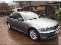 Bmw 316 ti compact 2003 £795