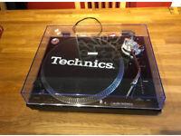 Audio Technica turntable & Ortofon Concorde Pro S stylus