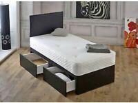Limited Time Offer Divan Bed Single Size Cash On Delivery