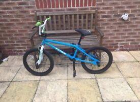 BMX furnace bike