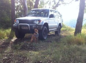 1997 NK Mitsubishi Pajero - unregistered Eight Mile Plains Brisbane South West Preview