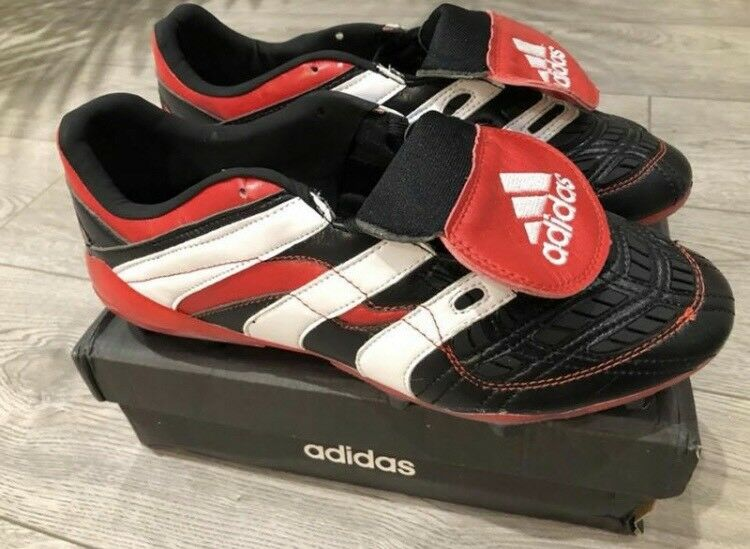 af95a3a41fef ... authentic brand new adidas predator accelerator 2018 remakes uk 8 c58e8  023d4
