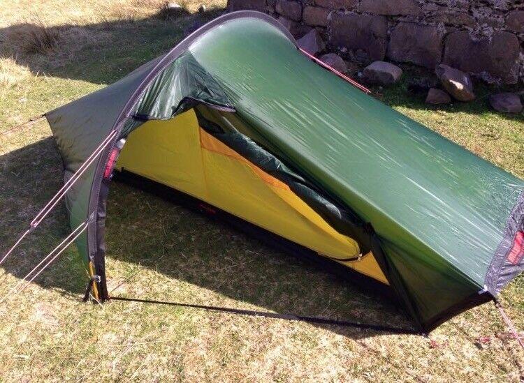Hilleberg Akto Lightweight 1 Man Tent & Hilleberg Akto Lightweight 1 Man Tent | in Dalgety Bay Fife | Gumtree
