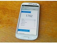 FOR SALE SAMSUNG GALAXY S3 WHITE