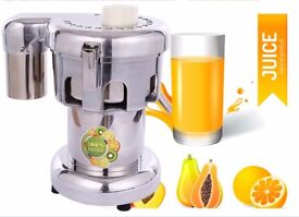 WF-A2000 commercial fruit juicer/veg juicer machine