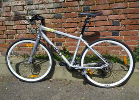 Scott Sub 20 bike - Very good condition - Silver - Medium