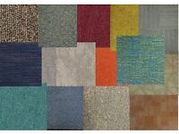 Commercial Carpet Tiles - Large quantities and also clearance lots from £1.00