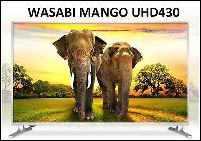 "WASABI MANGO UHD430 REAL 4K HDMI 2.0 43"" UHD DP LG AH-IPS 3840x2160 Monitor"