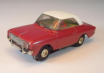 Slot Car Faller AMS Nr. 4834 Ford 20 M rot/weiss Blockmotor #764