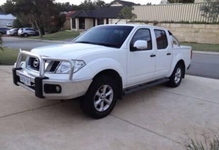 2012 Nissan Navara **12 MONTH WARRANTY**