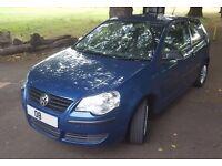 2008 VW POLO 1.2 E