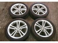 Vauxhall Insignia 18 Inch Alloys inc Tyres Maybe PX Ring for more info 2011