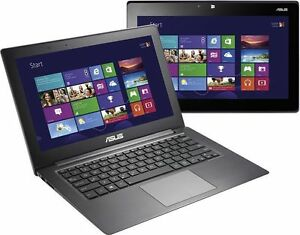 ASUS Taichi 21 - Dual display laptop (light and thin ultrabook)