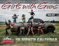 Girls with Guns and Hot Rods Too!