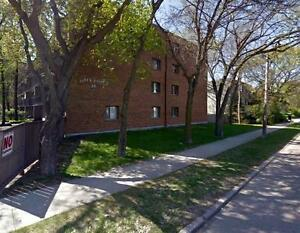 Two bedroom unit available close to St.Vital Mall