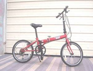 K - Rock Fold Up Bicycle Inala Brisbane South West Preview